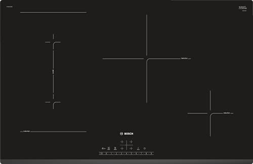 Bosch Elettrodomestici PVS831FB5E Serie 6 - Placa de inducción (80 cm), color negro