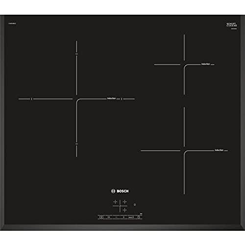 Bosch Serie | 4 PIJ651BB2E - Placa Inducción, Con Función Sprint, 60 cm, Color Negro