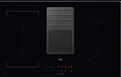 AEG IDE84243IB Placa de inducción autónoma con extractor