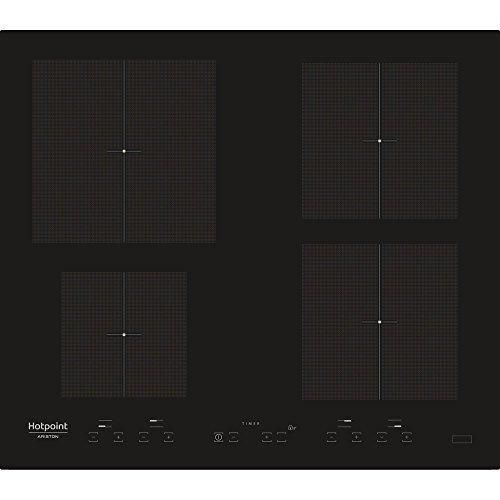 Hotpoint KID 640 B - Placa de inducción (vitrocerámica, 60 cm)