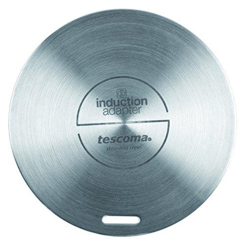 Tescoma Adaptador para Placa De Induccion 21Cm Presto, Acero Inoxidable, 21 cm
